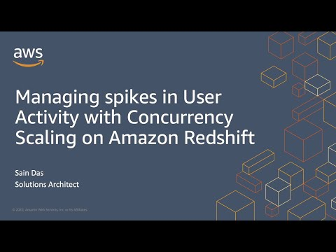 Amazon Redshift Concurrency Scaling
