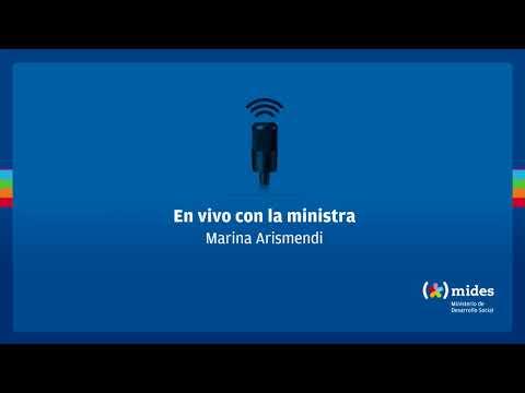En vivo con la ministra - Radio Bella Unión - 11/10/2017