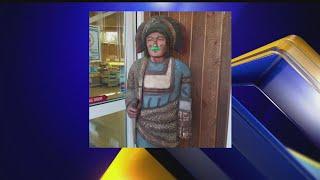 White House Fruit Farm needs help finding stolen statue