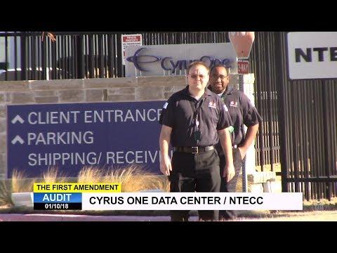 North TX Emergency Comm Center (NTECC) - Cyrus One