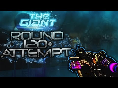 The Giant | Round 70+ / DLC4 GIVEAWAY | Black Ops 3 Zombies
