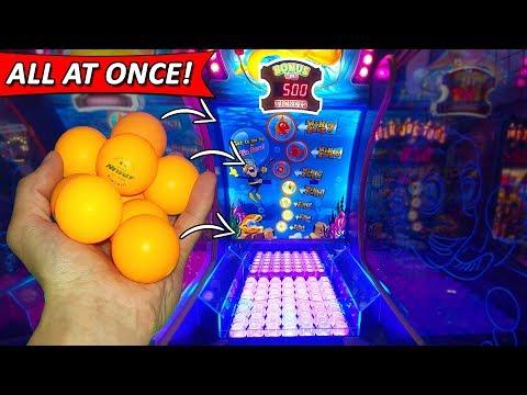 Will This Arcade Hack Work?