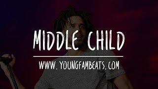 "[FREE] J Cole Type Beat 2019 - ""Middle Child"" | Free Type Beat"