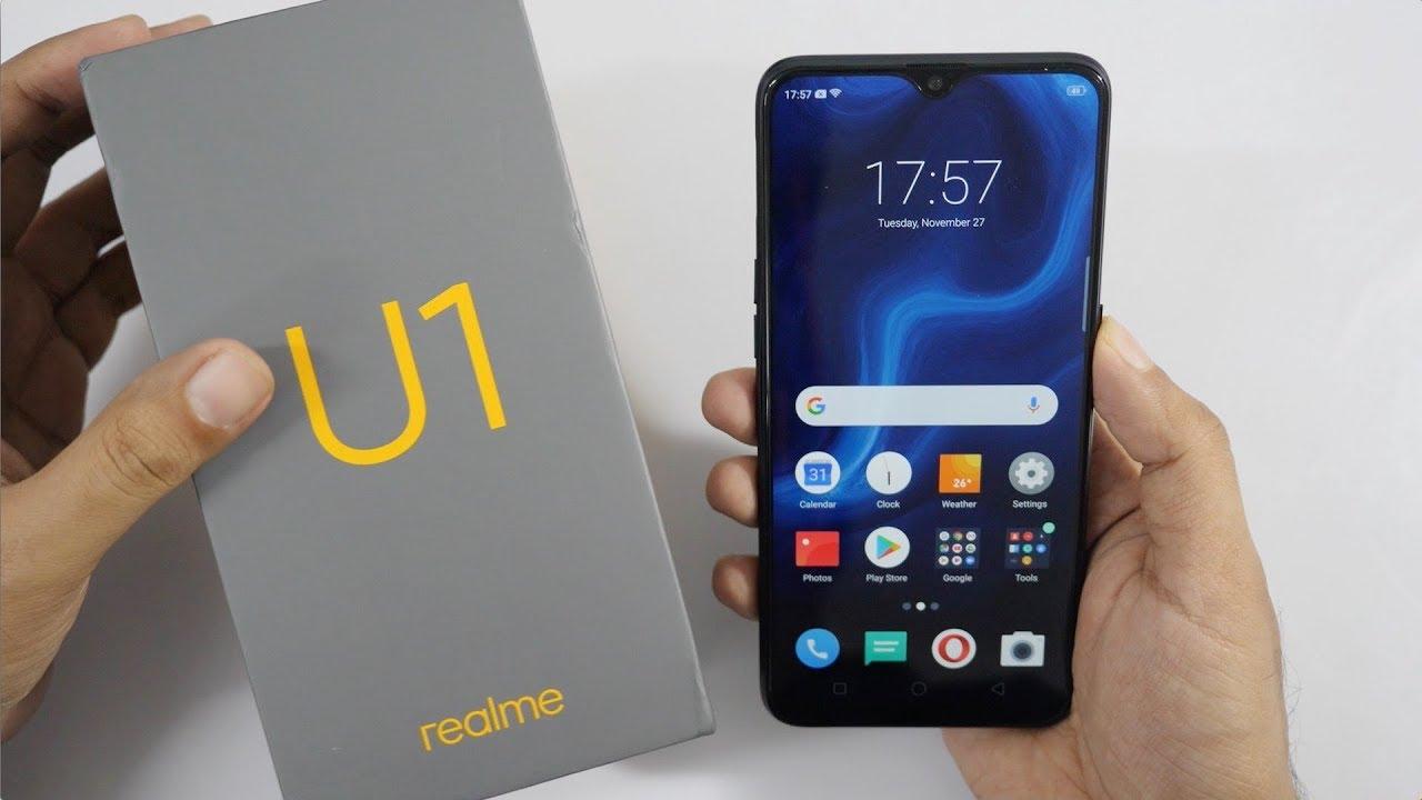 Realme U1 64GB