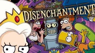 NEW Cartoon from The Simpsons & Futurama Creator - Disenchantment