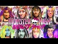Monster High Beauty Shop: Fangtastic Fashion Game | Monster Filters | Nail Art and More