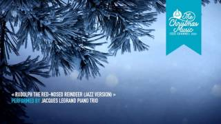 « Rudolph the Red-Nosed Reindeer (Jazz Version) » by Jacques Legrand Piano Trio #christmasmusic #chr