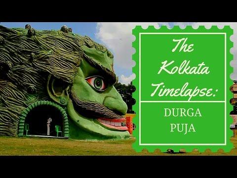 VLOG 101 The Kolkata Timelapse: Durga Puja