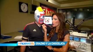 Erazno Y La Chocolata | Un Nuevo Día | Telemundo