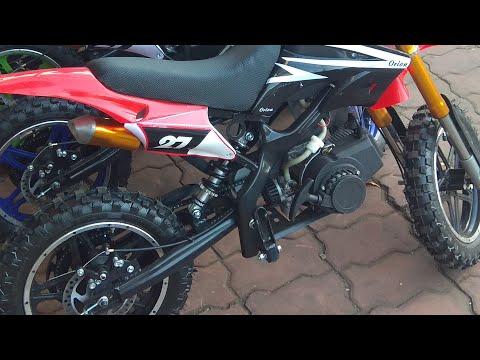 Xe moto mini giờ hiện đại mà giá rẻ quá.