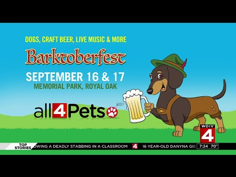 Barktoberfest 2018 to feature craft beer, food and dogs
