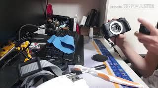 카메라 청소용품 리뷰(나만의 카메라 청소 방법)