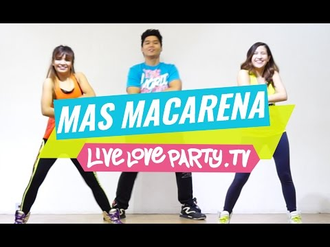 Mas Macarena | Zumba® | Live Love Party