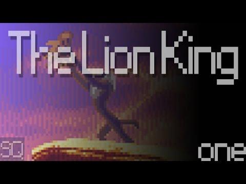 The Lion King (Sega) Episode 1 - Simba's Acid Trip