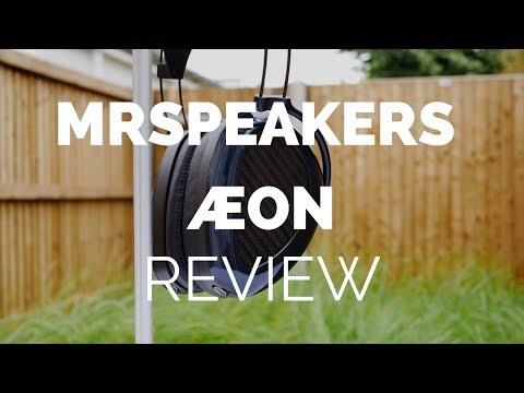 Review: MrSpeakers ÆON Planar Magnetic Headphones