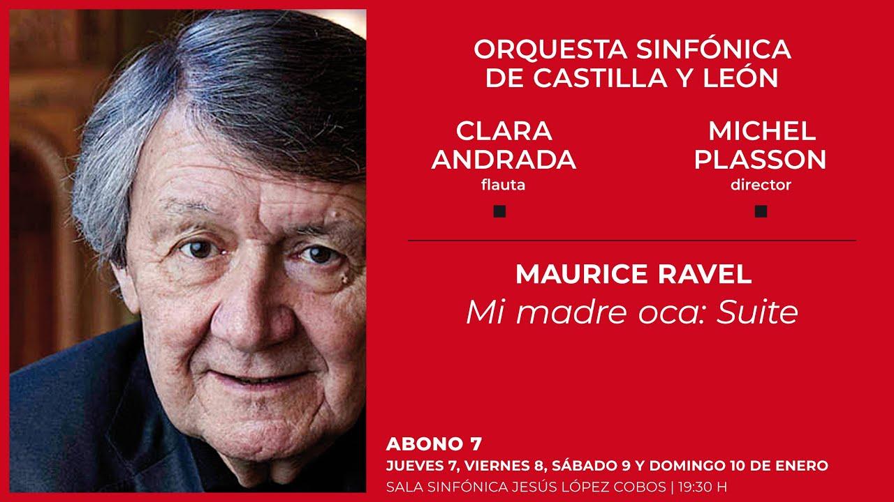 Maurice Ravel Ma Mère L Oye Mi Madre Oca Youtube
