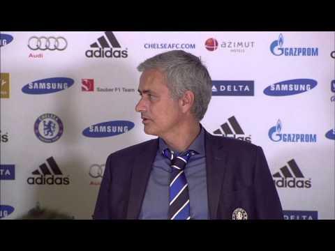 Jose Mourinho post Chelsea 3 - Aston Villa 0: I think everything was under control