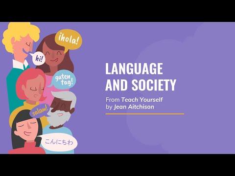 Language and Society (Sociolinguistics) || Group 3 - 19 DB