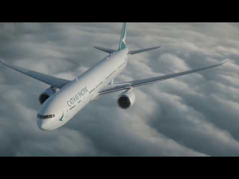 Cathay Pacific Boarding Music (2017)