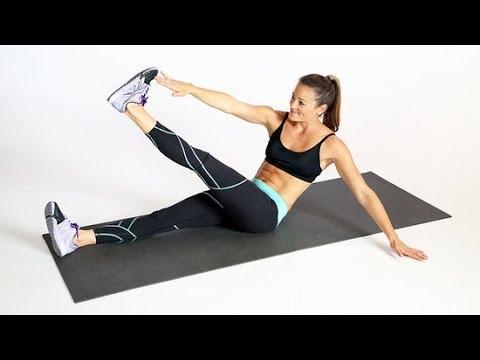 Day 1: 30-Minute Fat-Frying Bikini-Body Workout | Class FitSugar