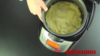 Мультиварка REDMOND RMC M4502 Пирог с яблоками