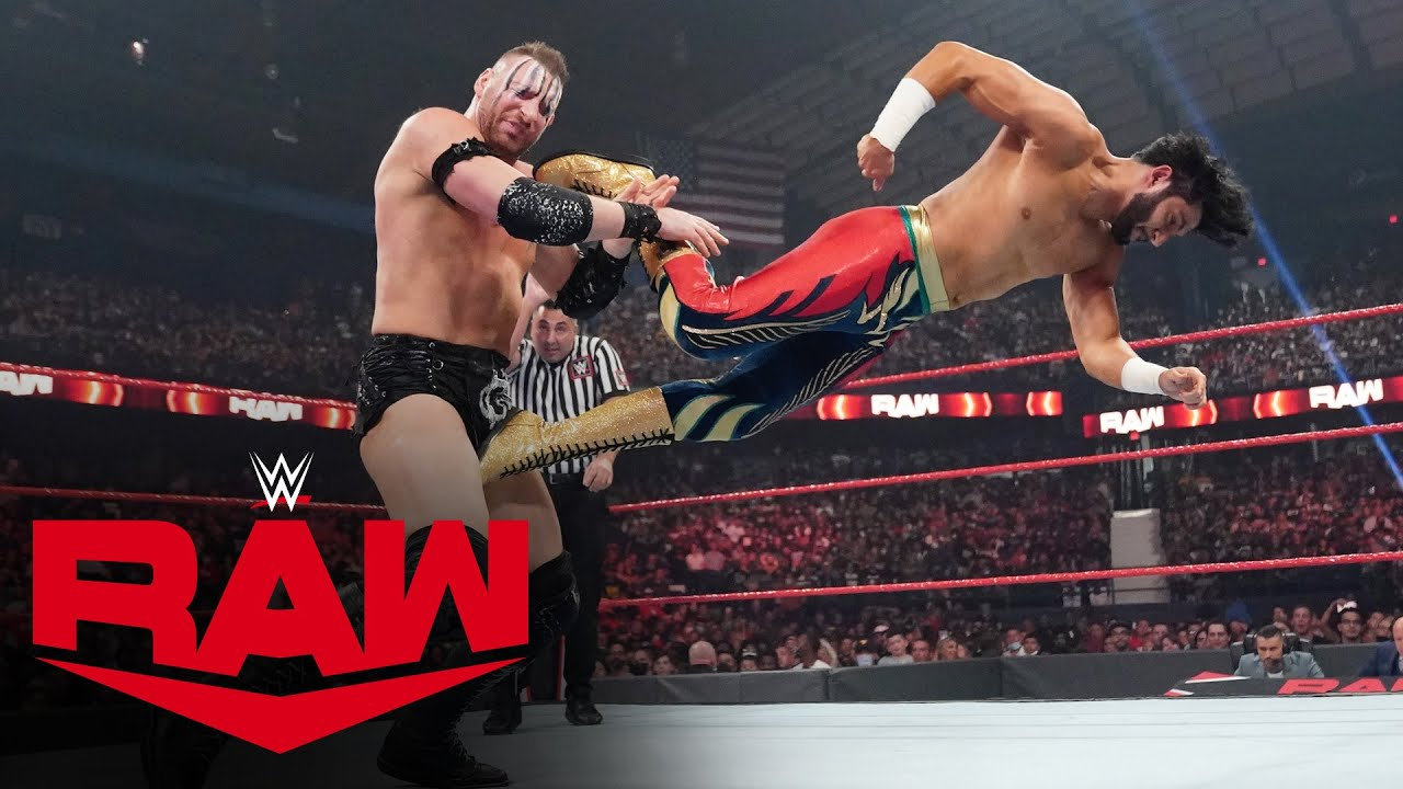 Download Mansoor & Mustafa Ali vs. MACE & T-BAR: Raw, Aug. 2, 2021
