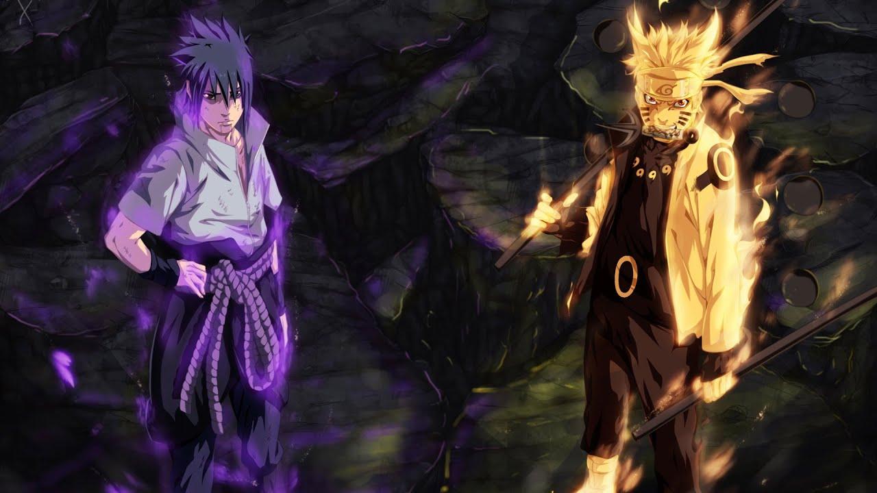 Naruto a Sasuke