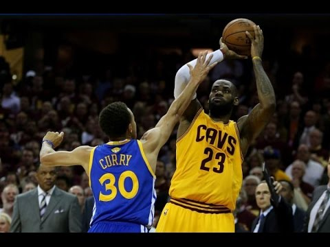 LeBron James bring back the Clevland Cavilears down 3-1 to win the Nba finals