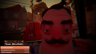 Hello Neighbor Full Game Speed Run
