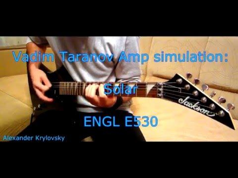 Alexander Krylovsky - Jackson Kelly JS30 + emg 81; Line 6 POD GX