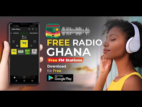 Ghana Radio Stations Online
