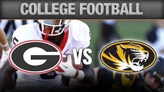 GEORGIA VS MISSOURI HYPE & HATE 2018