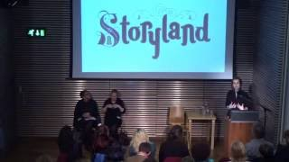 The Literary Consultancy Canon Tales - Live