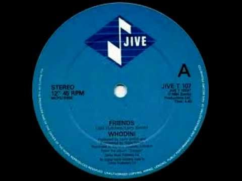 The Whodini friends mastermix.wmv