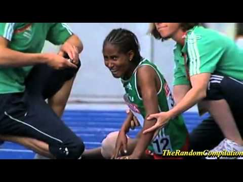 Women Sports Injury Compilation Part 6