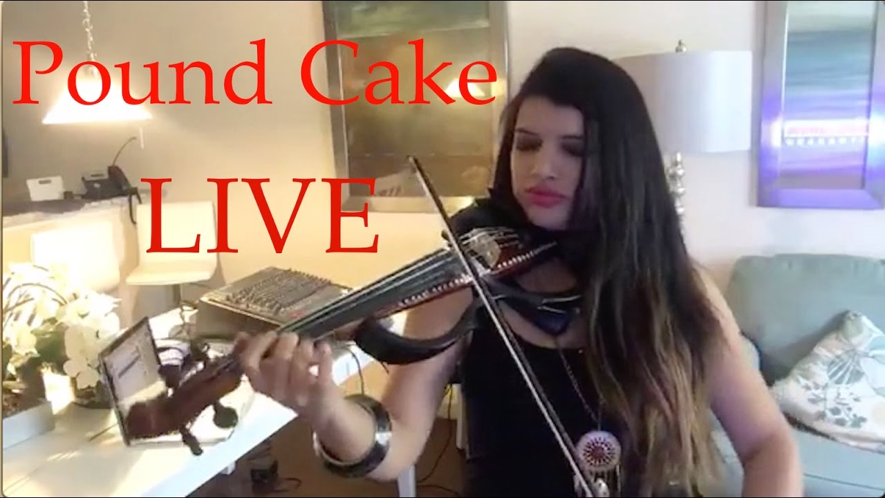 Lucine Fyelon Pound Cake
