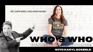 Who's Who w/Lauren Ammon