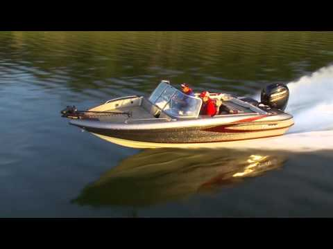 Triton Allure Series Fishing Features