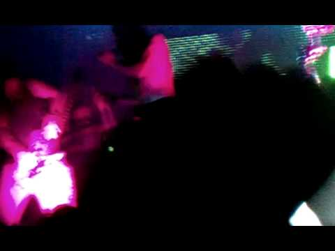 Korn in Denver 2-27-12 falling away from me