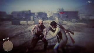 Red Dead Redemption 2 Online ''Бійцівський клуб''