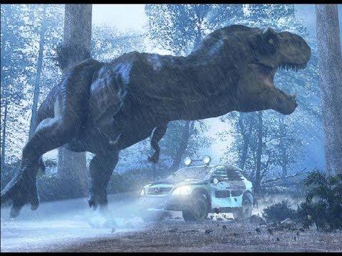 Jurassic Park 4 (2018) - Jurassic World Trailer
