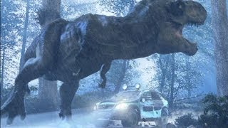 Jurassic Park 4 - Jurassic World Trailer