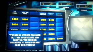 Jeopardy 2003 PC Game 3