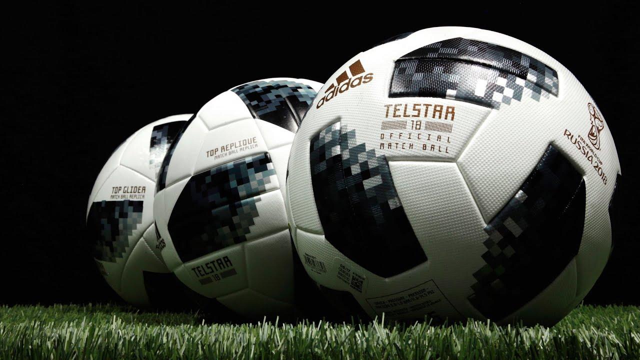 adidas TELSTAR 18  Los secretos que esconde el balón del Mundial de Rusia  2018 3295a917a5606