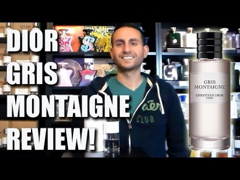 Gris Montaigne by Christian Dior Fragrance / Perfume Review