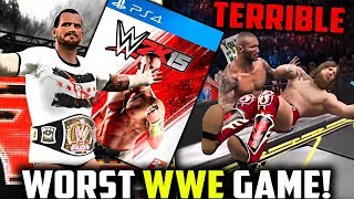 What A TERRIBLE WWE Game That Was! | WWE 2K15