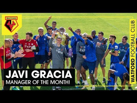 GRACIA GETS A SOAKING! 😂 💦 | MANAGER OF THE MONTH!