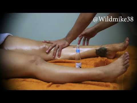 Abdominal Full Body Massage Foot Reflexology to Reducing Pain, Depression and Stress #2