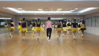 Rock Me Baby Line Dance (Improver Level)