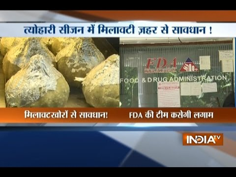 Food and Drug Administration Raids Hotels, Shops and Restaurants in Maharashtra